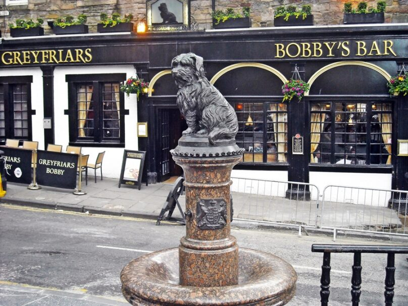 Pubs típicos (Edimburgo, Reino Unido)