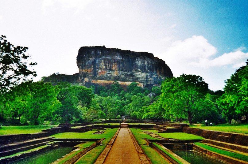 Sigiriya (Distrito de Matale, Sri Lanka)
