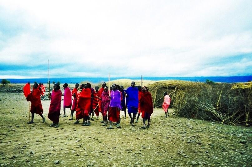 Gente masai