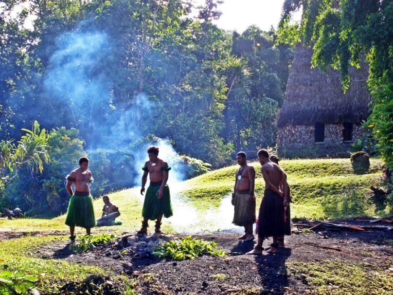 Vila Vila i Revo (Provincia de Rewa, Fiji)