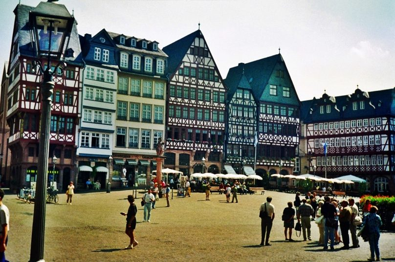 Römerberg (Frankfurt, Alemania)