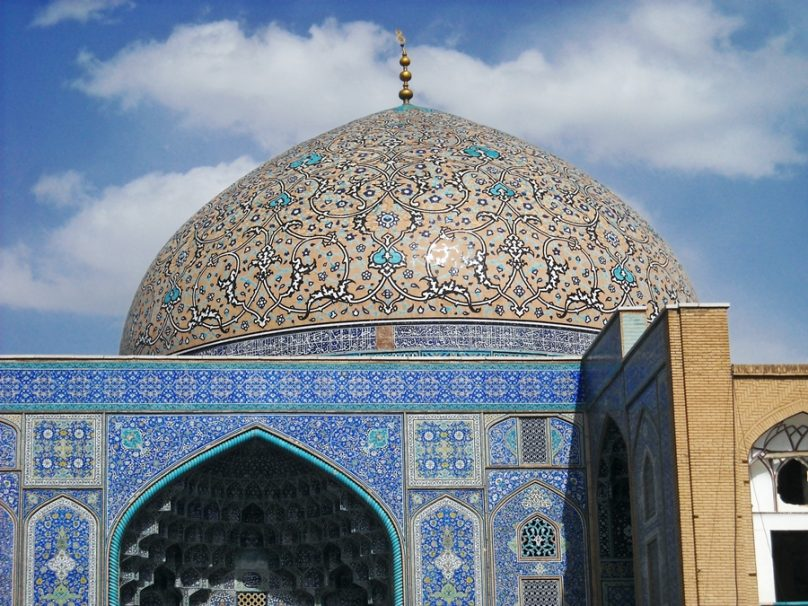 Mezquita del Sheikh Luftallah (Isfahán, Irán)