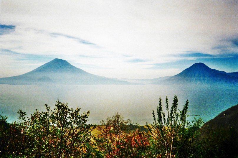 Lago Atitlán (Departamento de Sololá, Guatemala)