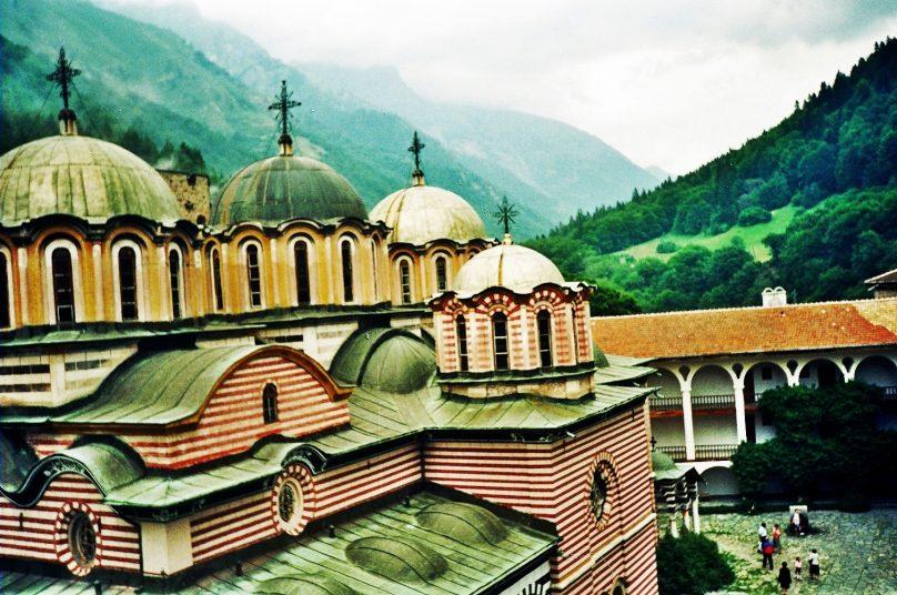 Monasterio de Rila (Provincia de Kyustendil, Bulgaria)