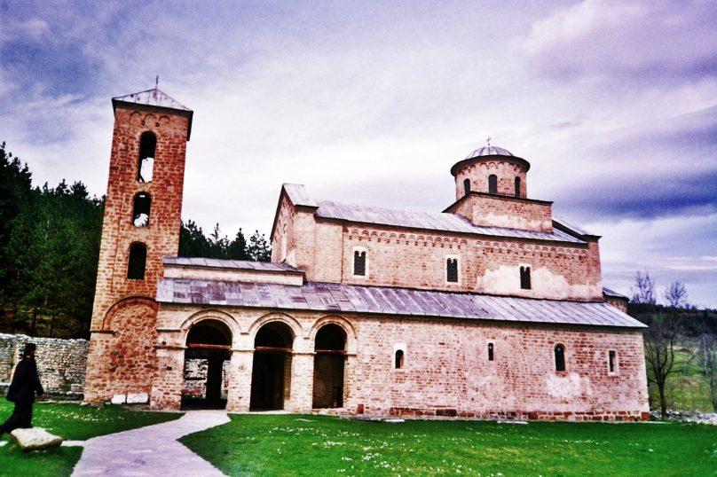 Monasterio de Sopoćani (Distrito de Raška, Serbia)