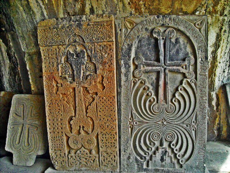 Cruces de piedra (Armenia)