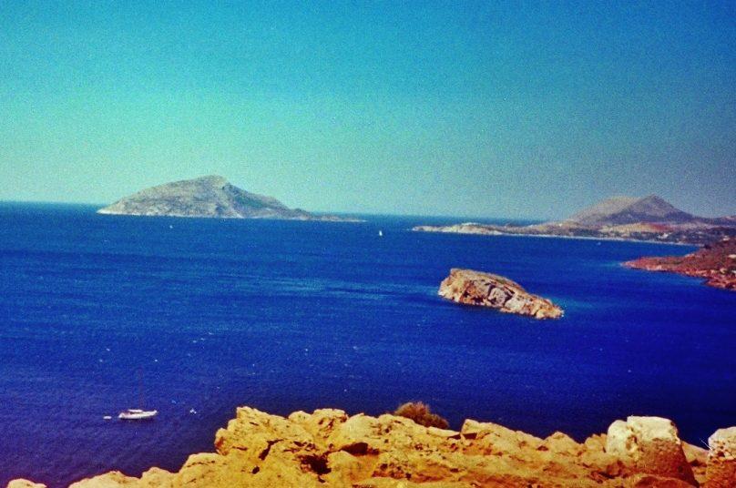 Cabo Sounion (Periferia de Ática, Grecia)