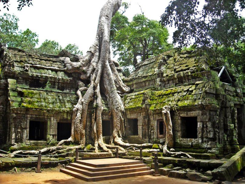 Ta Prohm (Provincia de Siem Reap, Camboya)