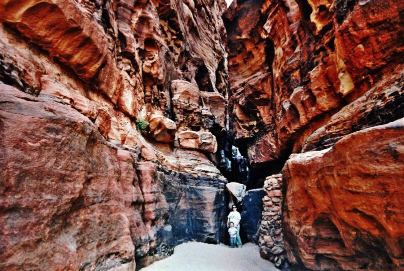 Wadi Rum (Gobernación de Aqaba, Jordania)
