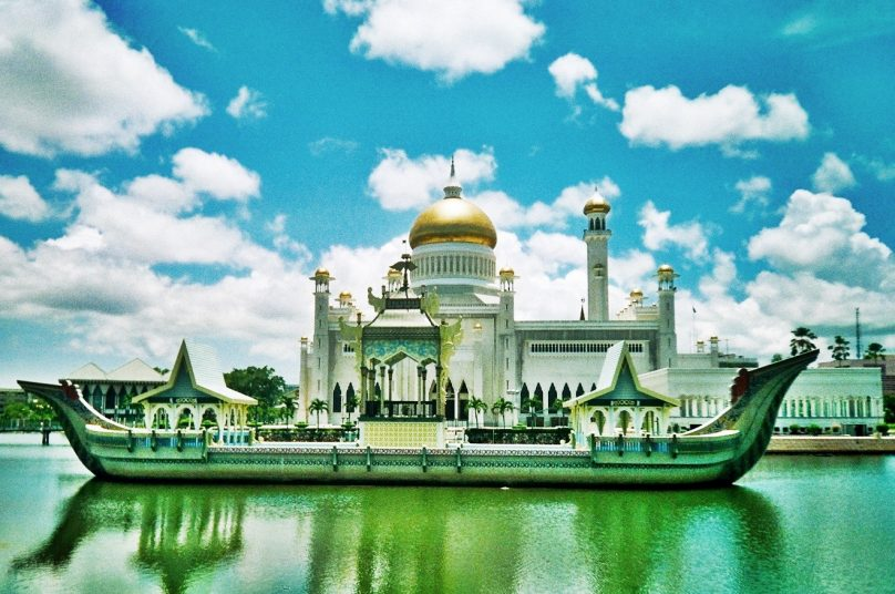 Mezquita del Sultán Omar Ali Saifuddin (Bandar Seri Begawan, Brunei)