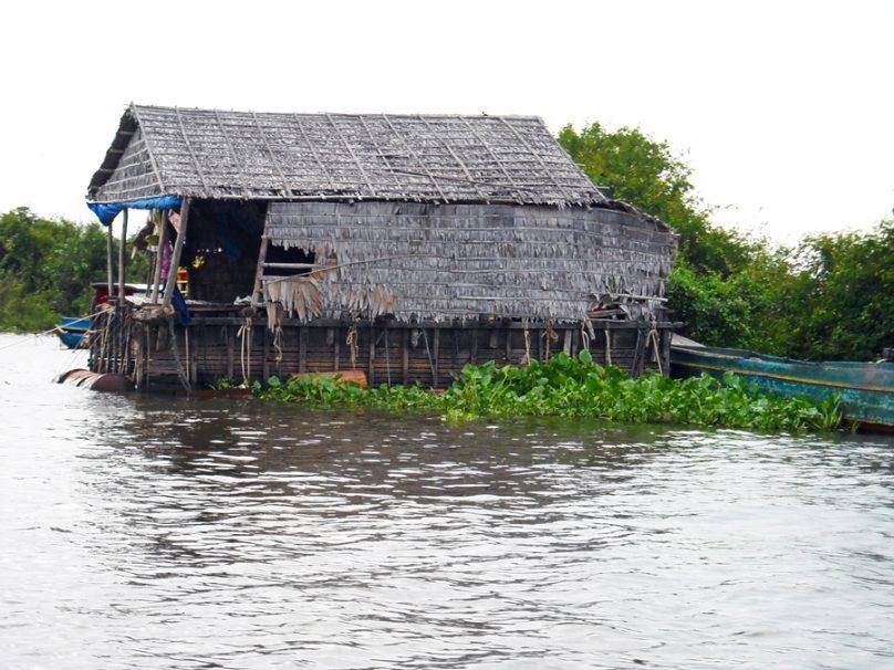Lago Tonlé Sap (Camboya)