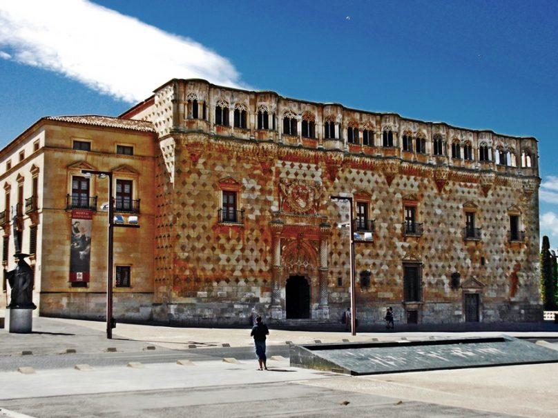 Palacio del Infantado (Guadalajara, Castilla-La Mancha)