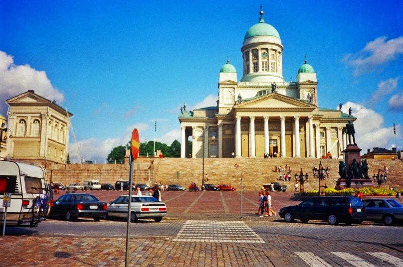 Plaza del Senado (Helsinki, Finlandia)
