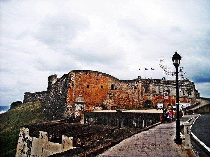 Fuerte de San Cristóbal (San Juan, Puerto Rico)