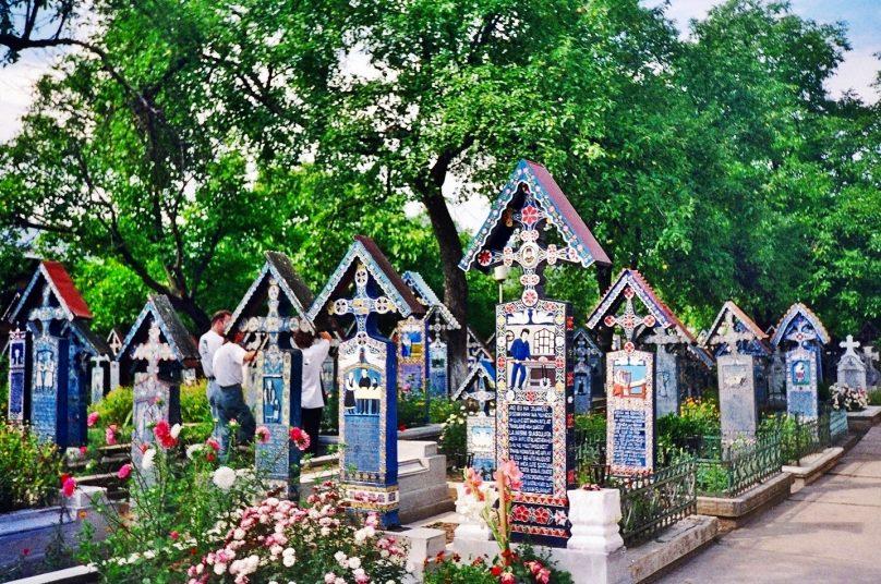 14+3 cementerios que conviene tomar en serio