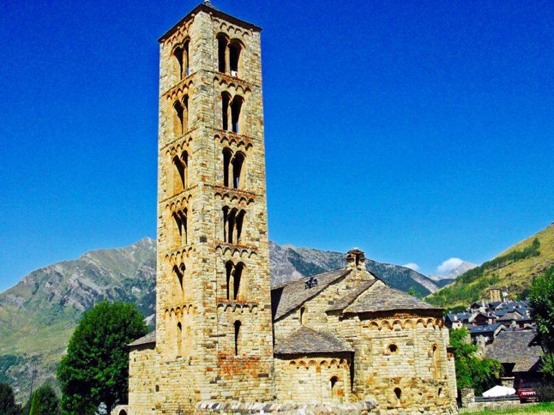 Iglesia de San Clemente (Taüll, Cataluña)