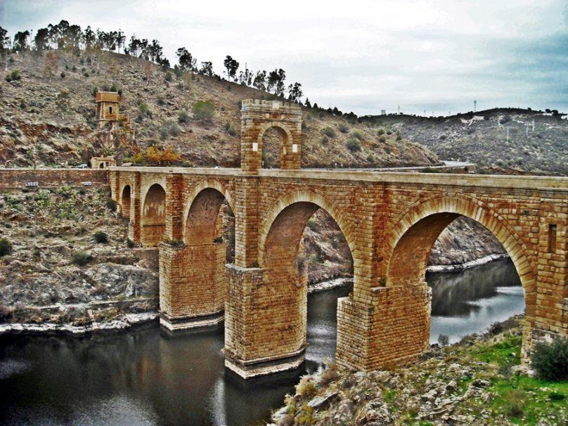Puente de Alcántara (Alcántara, Extremadura)