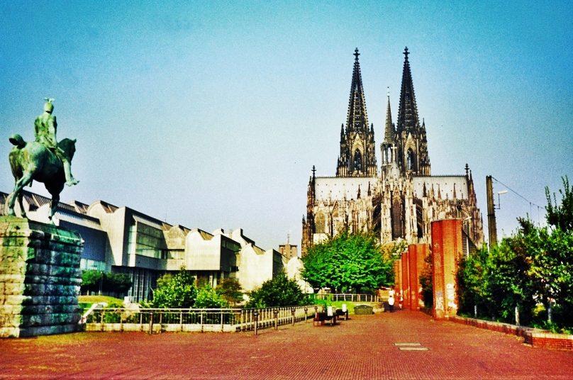 Catedral de San Pedro (Colonia, Alemania)