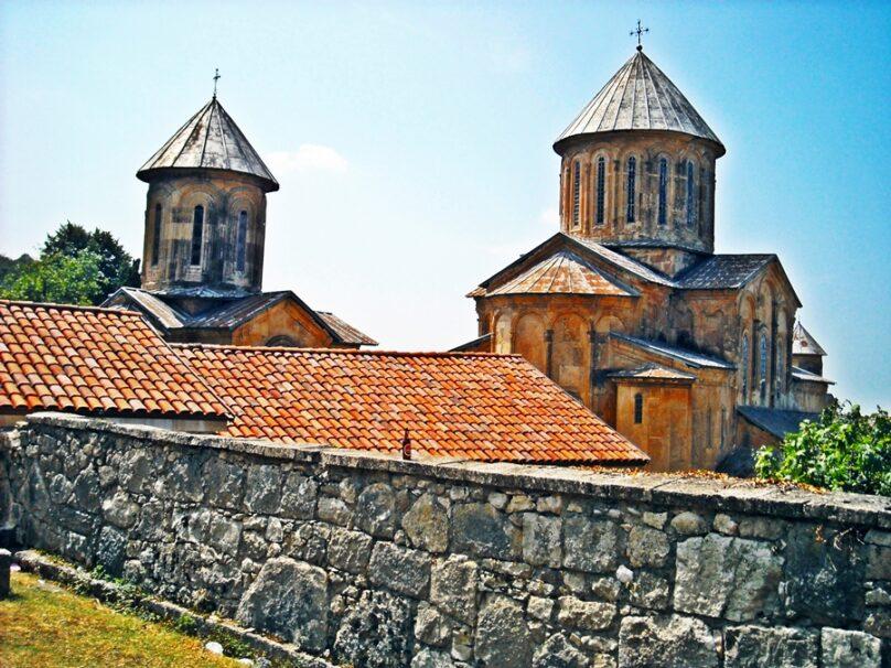 Monasterio de Gelati (Imereti, Georgia)