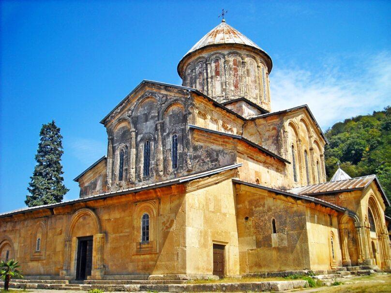 Monasterio de Gelati (Región de Imereti, Georgia)