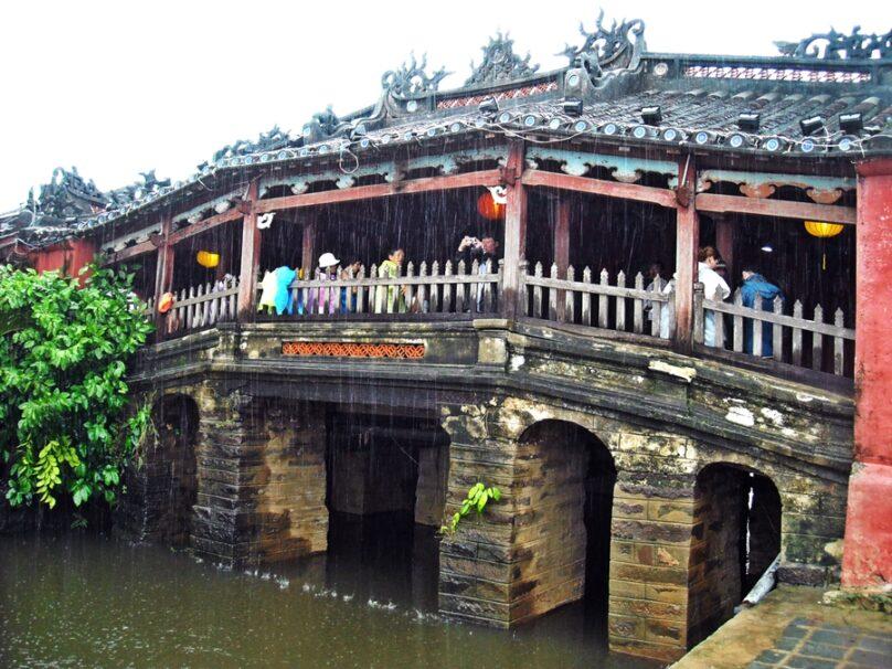 Chùa Cầu (Hội An, Vietnam)