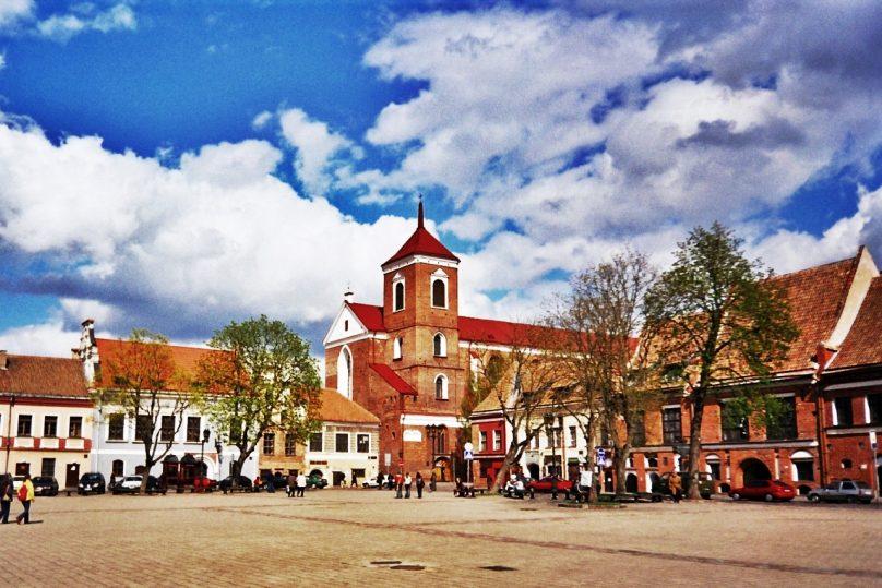 Plaza del Ayuntamiento (Kaunas, Lituania)