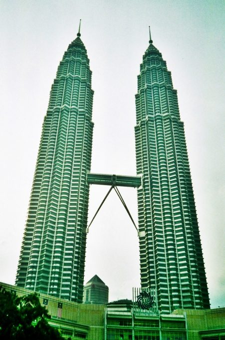 Torres Petronas (Kuala Lumpur, Malasia)