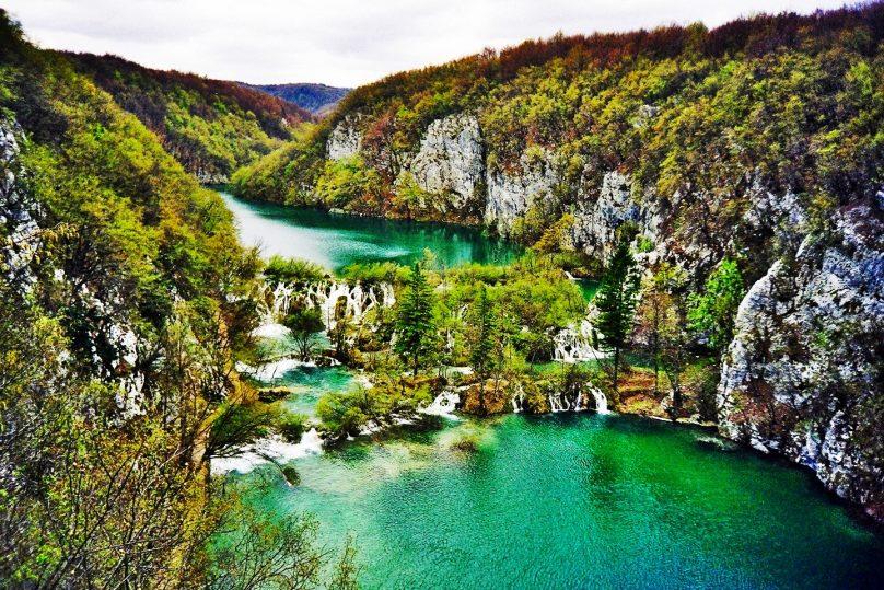Lagos de Plitvice (Condado de Lika-Senj, Croacia)