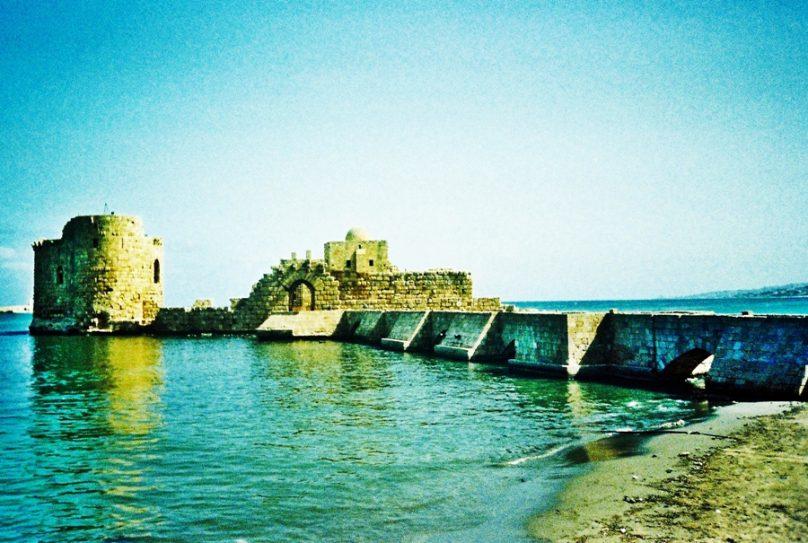 Castillo del Mar (Sidón, Líbano)