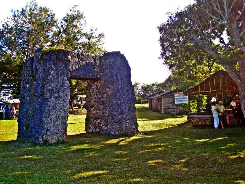 Ha'amonga 'a Maui (Distrito de Lapaha, Tonga)