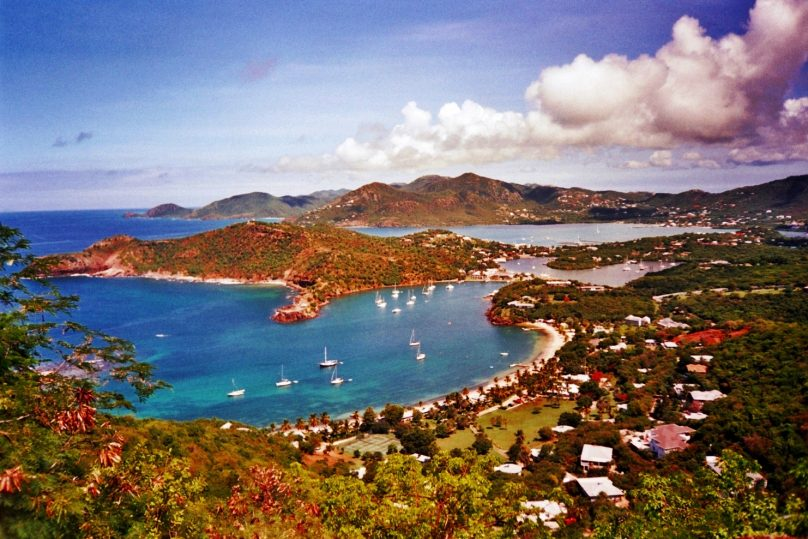 Shirley Heights (Parroquia de Saint Paul, Antigua y Barbuda)