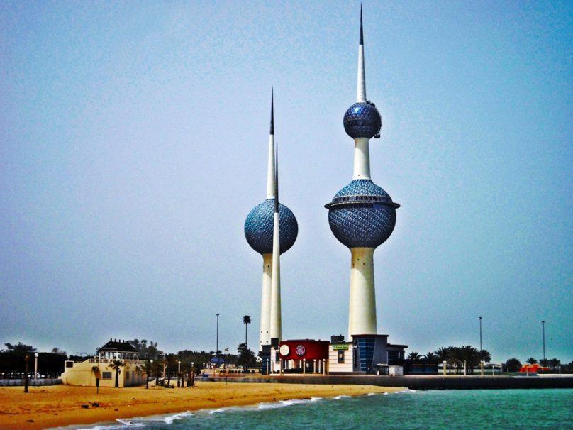 Torres de Kuwait (Kuwait, Kuwait)