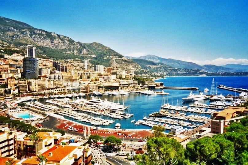 Puerto de Hércules (Distrito de La Condamine, Mónaco)
