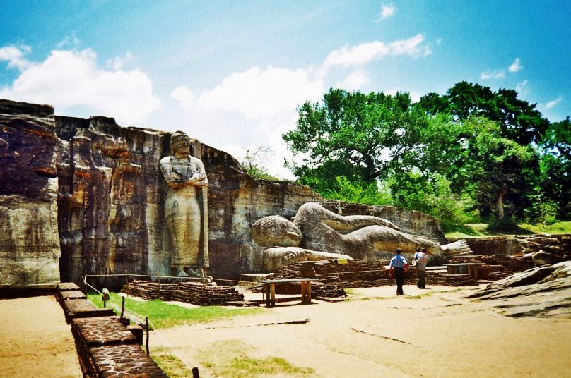 Gal Vihara (Distrito de Polonnaruwa, Sri Lanka)