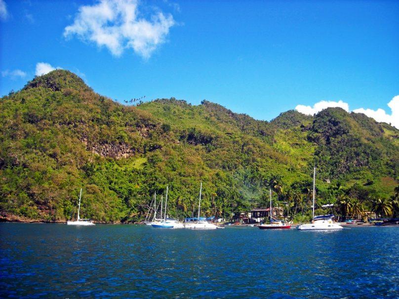 Wallilabou Bay (Parroquia de Saint Patrick, San Vicente y las Granadinas)