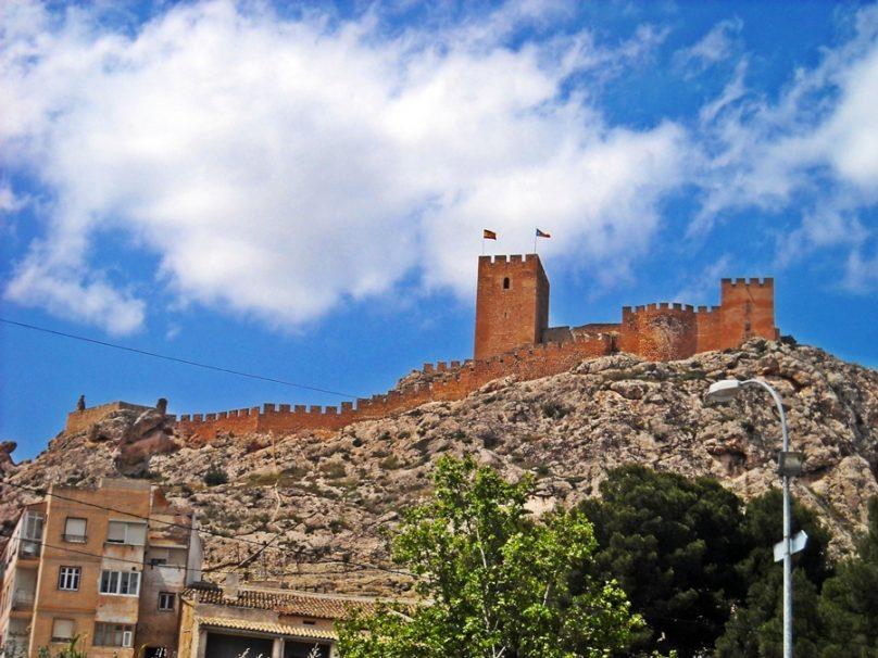 Castillo de Sax (Sax, Comunidad Valenciana)
