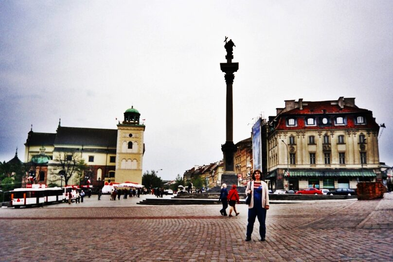 Plaza del Castillo (Varsovia, Polonia)