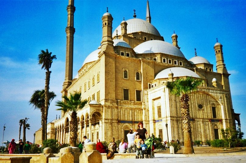 Mezquita de Muhammad Alí (El Cairo, Egipto)