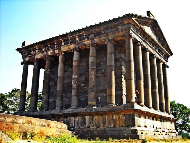Templo de Garni (Provincia de Kotayk, Armenia)