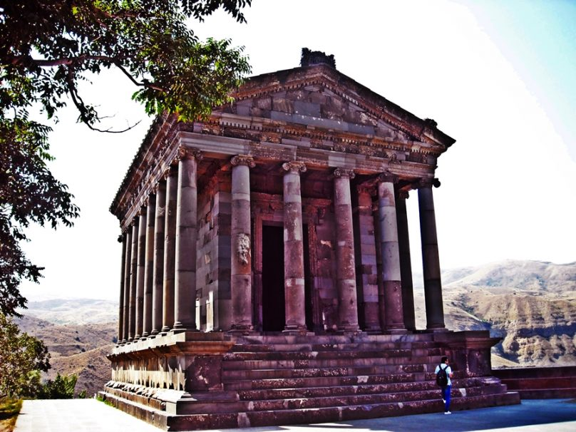 Templo de Garni (Kotayk, Armenia)