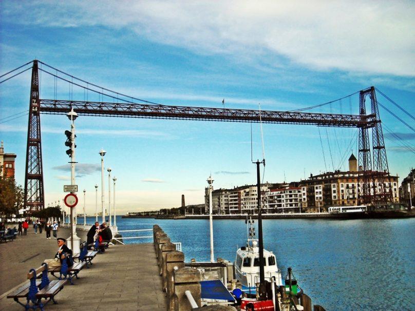 Puente de Vizcaya (País Vasco)