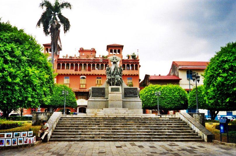 Plaza Bolívar (Ciudad de Panamá, Panamá)