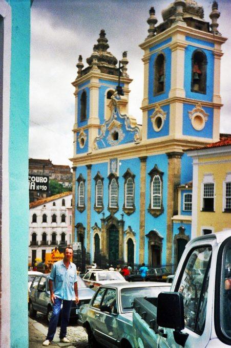 Largo do Pelourinho (Salvador de Bahía, Brasil)