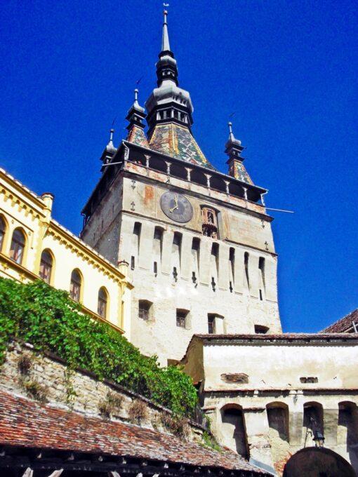 Torre del Reloj (Sighișoara, Rumanía)