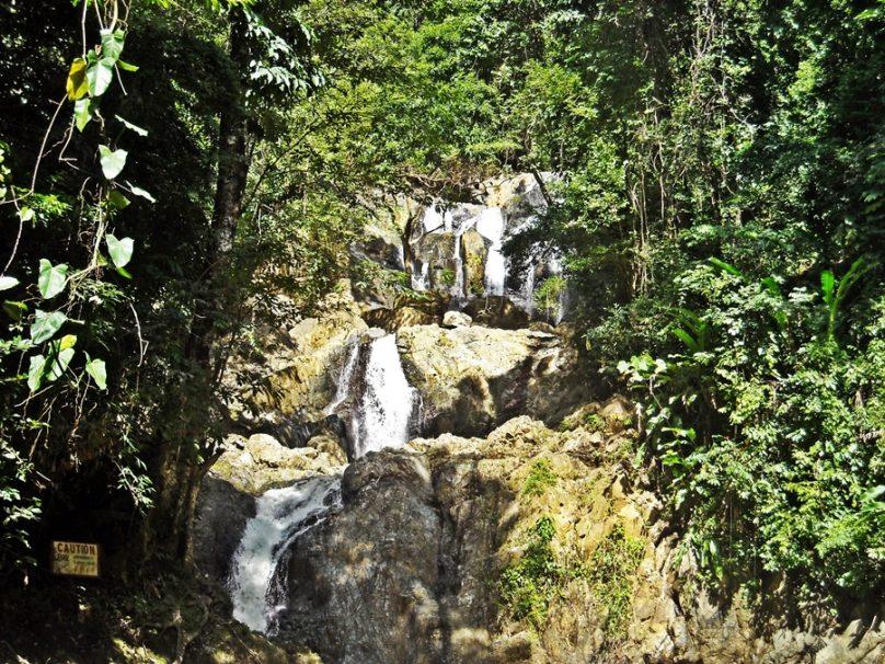 Argyle Waterfalls (Región autónoma de Tobago, Trinidad y Tobago)