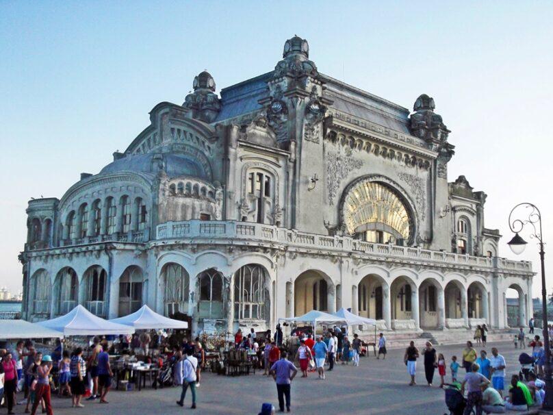 Casino de Constanţa (Constanţa, Rumanía)