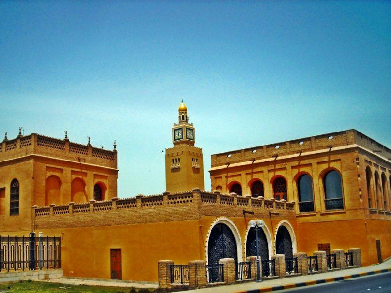 Palacio Seif (Kuwait, Kuwait)