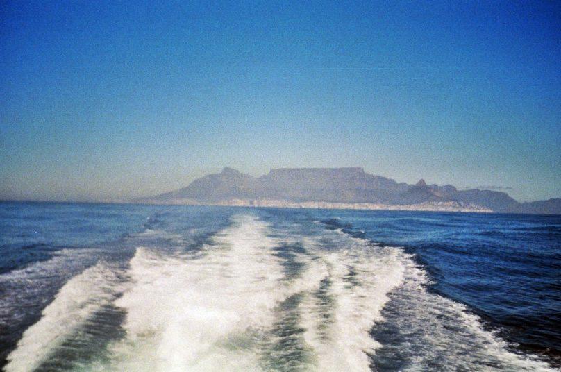 Montaña de la Mesa (Provincia de Western Cape, Sudáfrica)