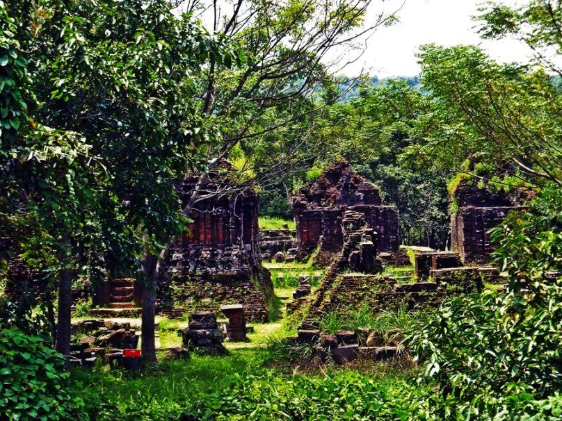 Mỹ Sơn (Provincia de Quảng Nam, Vietnam)