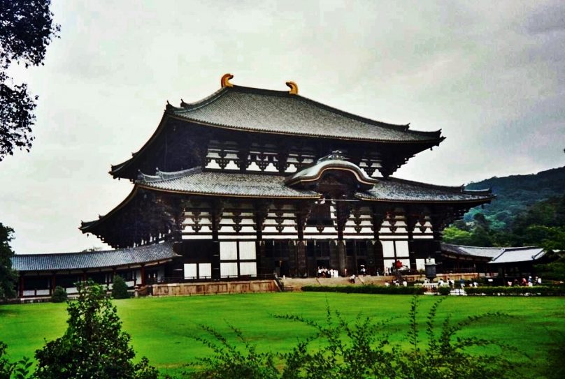 Tōdai-ji (Nara, Japón)